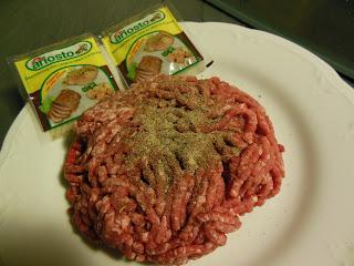 come fare gli hamburger in casa con le spezie di ariosto