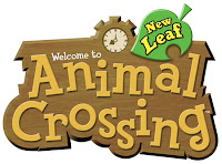 animal crossing new leaf logo Animal Crossing: New Leaf (3DS)   Release Date Update