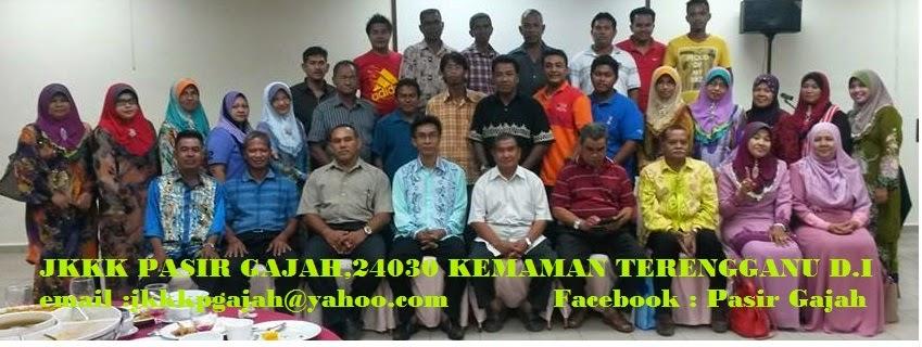 JAWATANKUASA KEMAJUAN DAN KESELAMATAN KAMPUNG PASIR GAJAH,  KEMAMAN, TERENGGANU, MALAYSIA