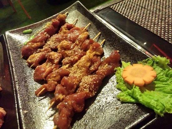 Ăn ngon cuối tuần với BBQ Buffet Hàn Quốc