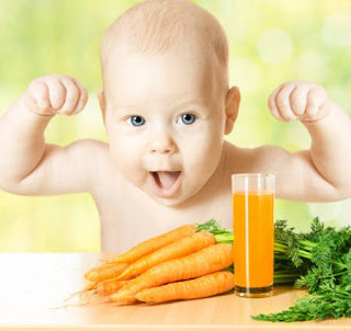 Aturan Pemberian Jus Buah Untuk Bayi