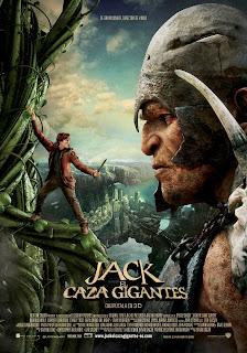 Jack: El Caza Gigantes Poster