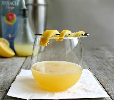 Mango Madness Martini