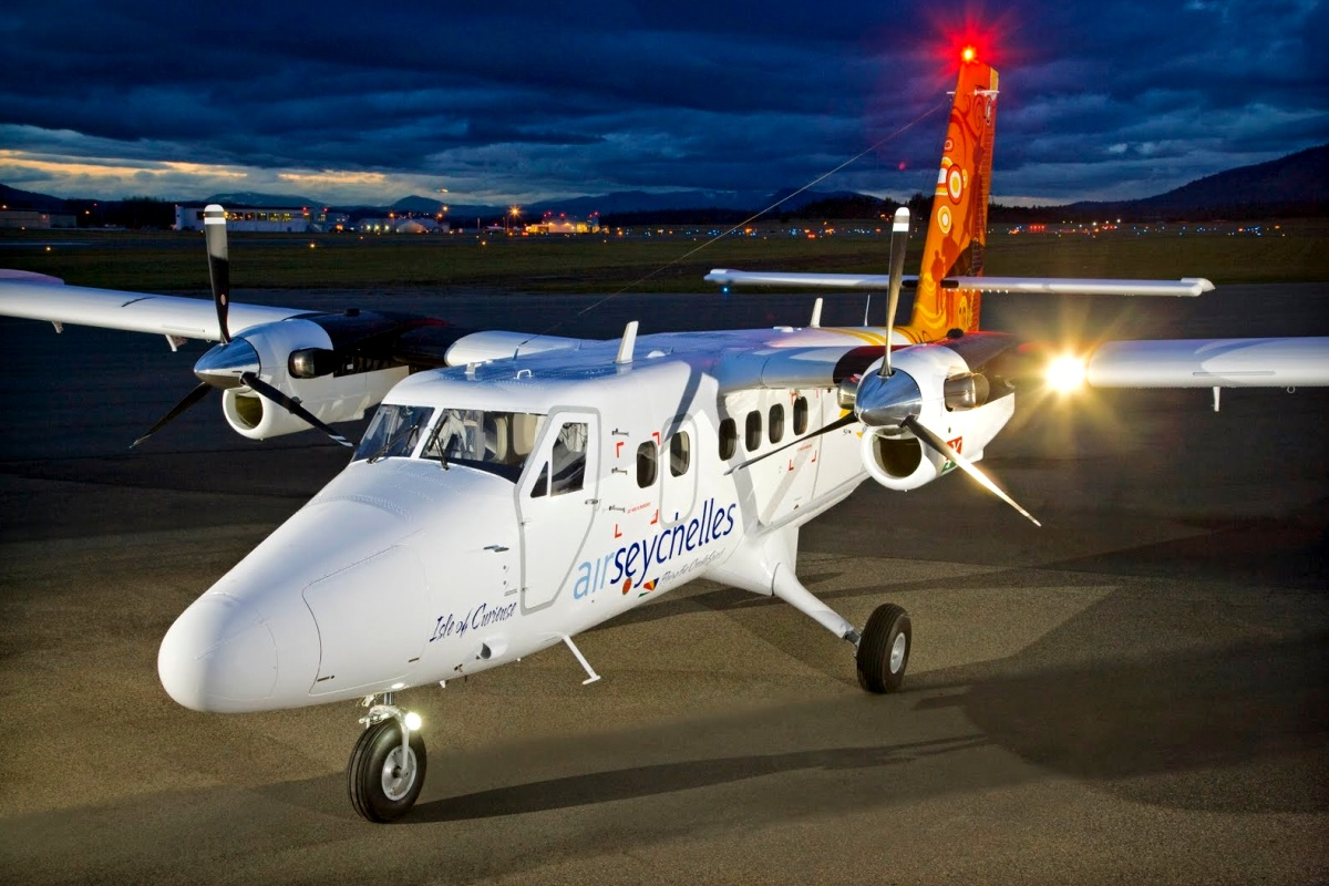 Twin Otter Series 400 Aircraft 3