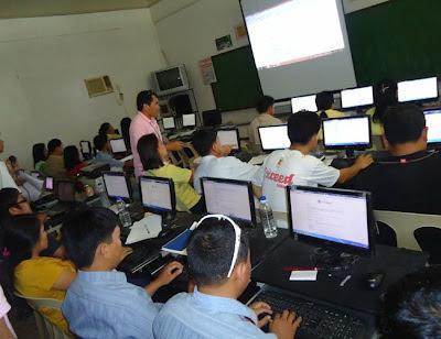 DepED ICT Training - Smart