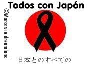 TODOS CON JAPÓN!!