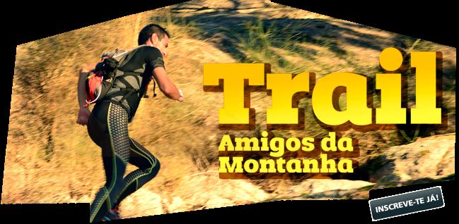 Trail Amigos da Montanha, 23/11/2014