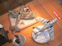 Republic P-47G Thunderbolt + Mikoyan-Gurevich MiG-15