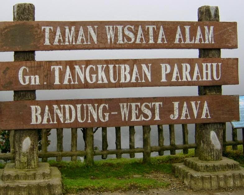 Tangkuban Perahu - Tujuan Wisata di Bandung Terbaik