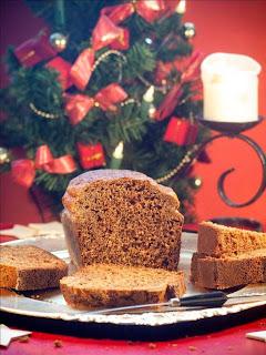 Livre Katy's Eats, livre sur noël, recettes de noël, livre pâtisseries de noël, recette pain d'épices, le meilleur pain d'épices, pain d'épices traditionnel