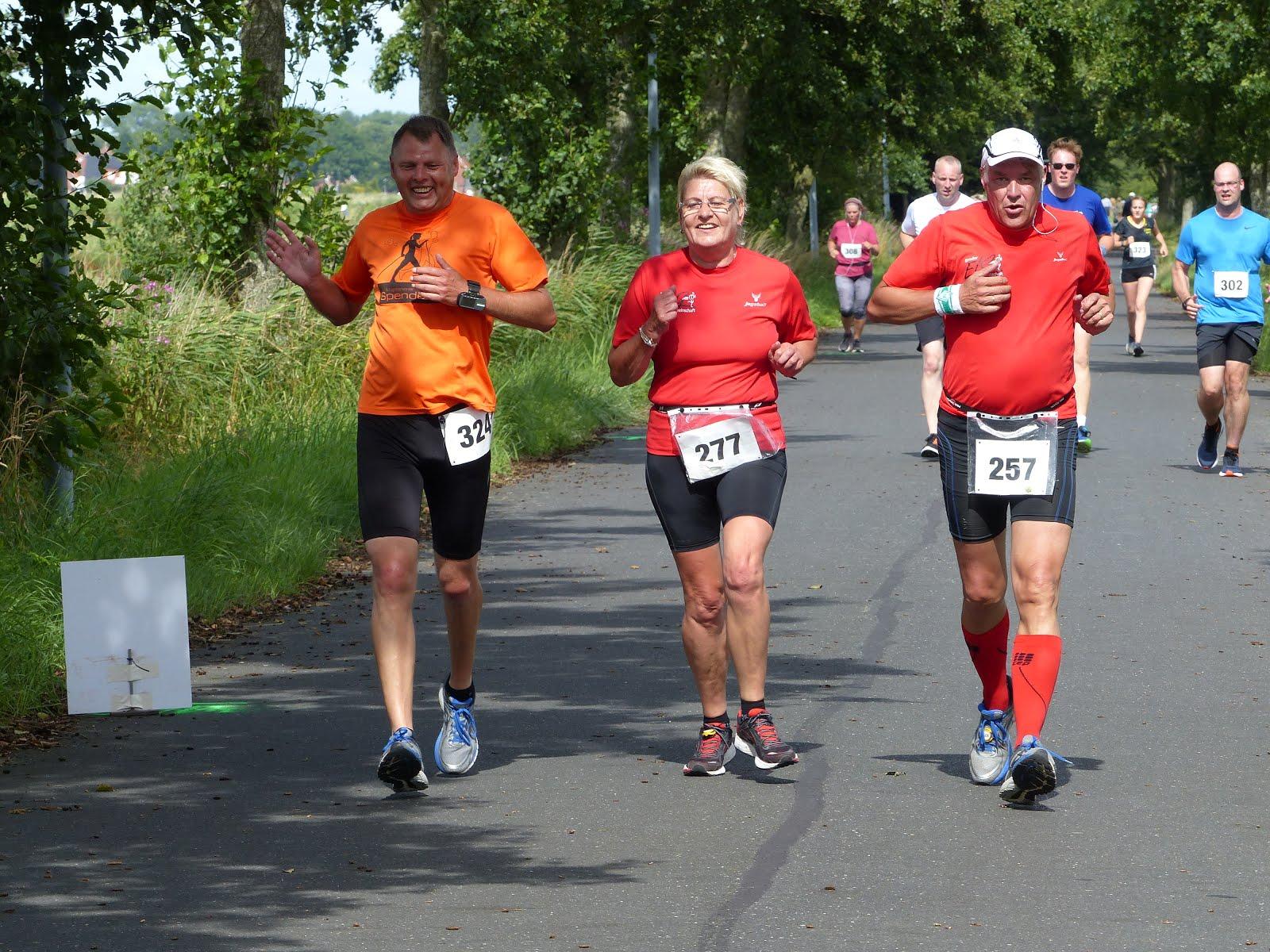 Wybelsum (DE) 1.Polderlauf 15.07.2017