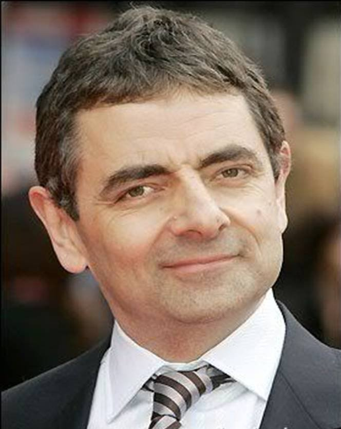 """mr bean"" has a master's degree in electrical engineering"