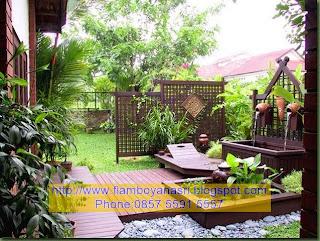 Tukang Taman Surabaya Elemen Taman