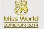 Miss World London 2014
