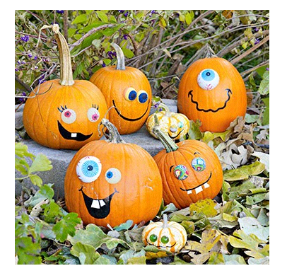 Everyday finesse pumpkins pumpkins Funny pumpkin painting ideas
