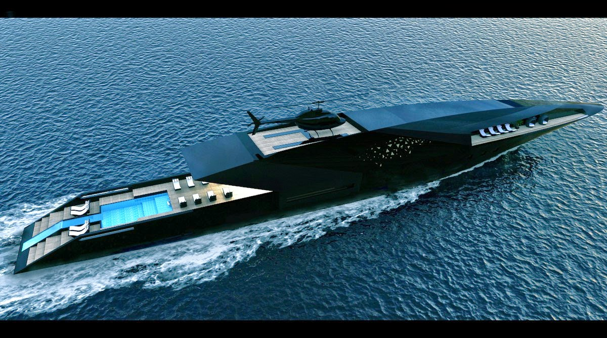 Most Beautiful Yacht LE MAG By AMARANTE LVA