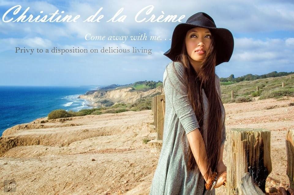 Christine De La Creme