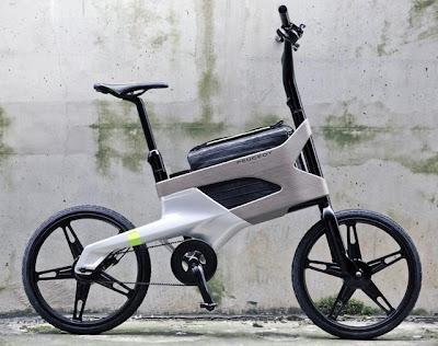 Bicicleta Peugeot Laptop