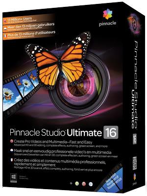 pinnacle studio 16 free download full version with crack
