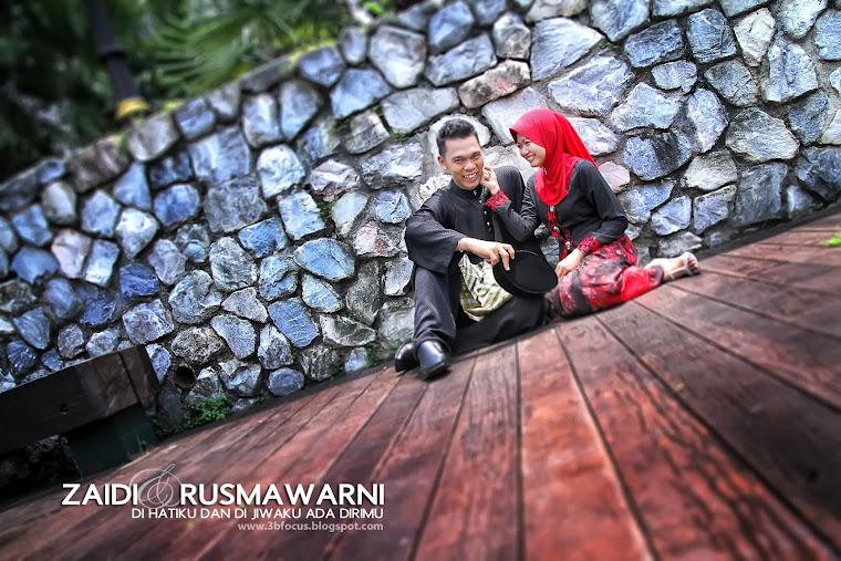 ZAIDI+RUSMAWARNI | PRE WEDDING