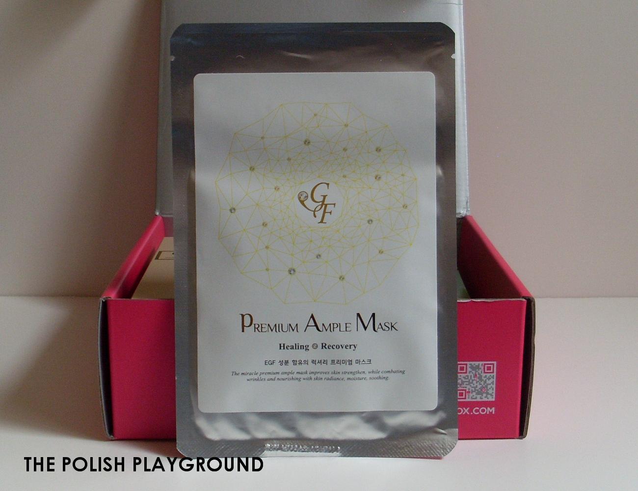 Memebox Special #35 Moisture Surge Unboxing - Wish Formula Premium Ampoule Mask