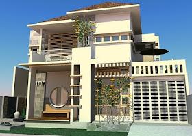Gambar Rumah Mewah Minimalis