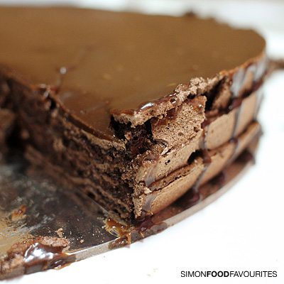 Simon Food Favourites Taste Test The Best Chocolate Cake in the