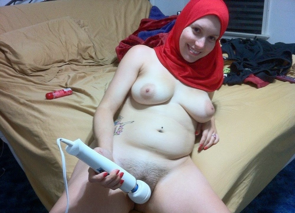 hijab pussy on wife