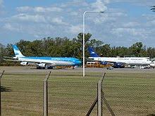 Mis fotos de los A340 de Aerolineas Argentinas