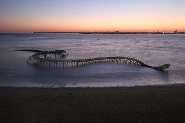 Serpiente del Oceano (Serpent D'Océan)
