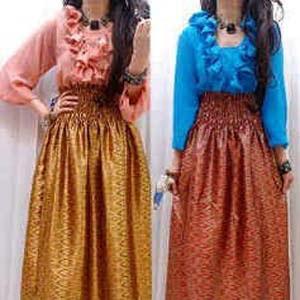 Foto Model Baju Kebaya Songket