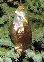 eagle ornament
