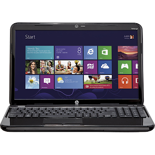 "HP g6-2239dx - Pavilion 15.6"" Laptop - 4GB Memory - 640GB Hard Drive - Sparkling Black"