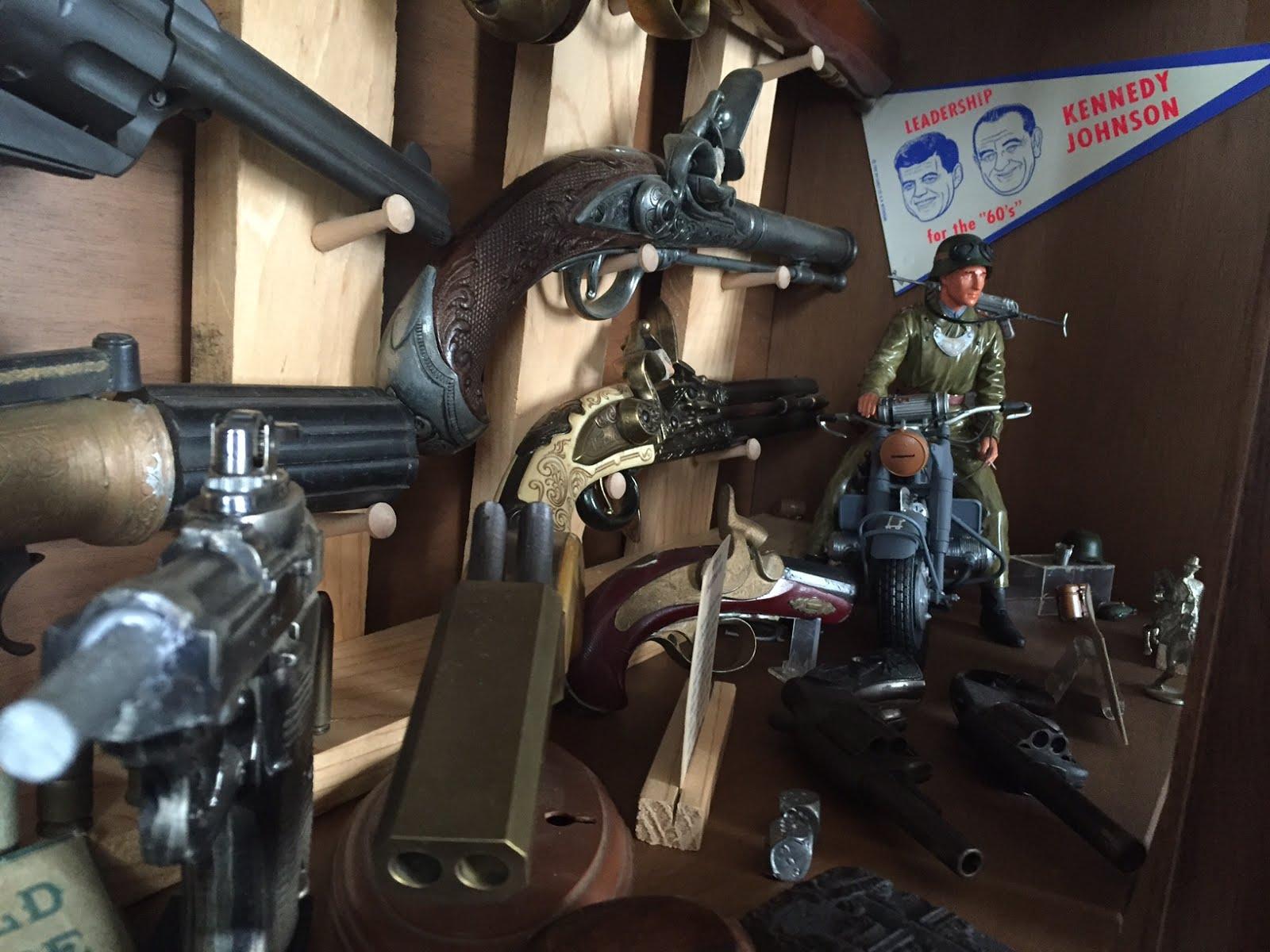 Pistols, Revolvers, Handguns ~
