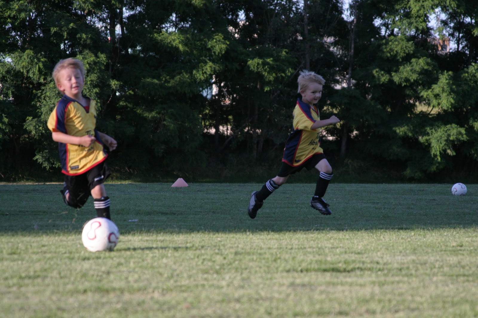 kids, sports, soccer, active