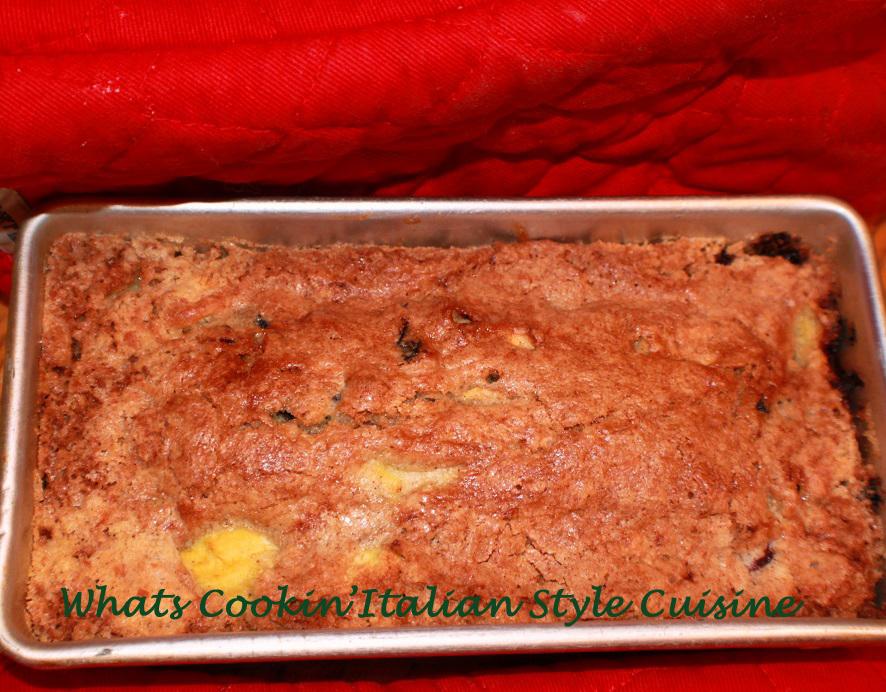 Blueberry Zucchini Coconut Bread Recipe | What's Cookin ...