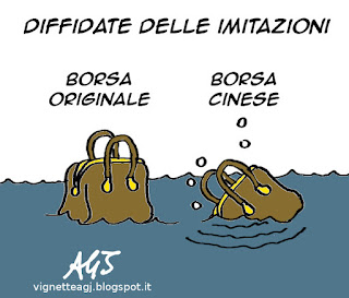 economia, borsa, bolla speculativa, satira vignetta