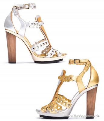 obuv barbara bui vesna leto 2011 18 Жіноче взуття від Barbara Bui