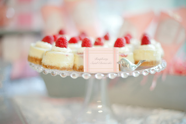 Minneapolis Cheesecakes for Baby Shower