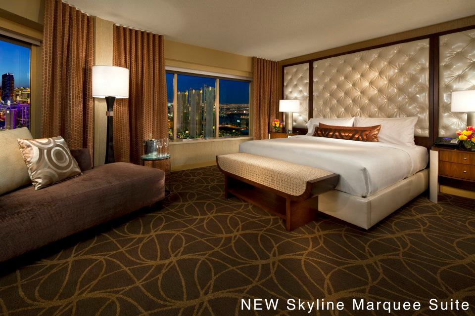 Luxury life design mgm grand skyline terrace suite - Mgm grand las vegas suites with 2 bedrooms ...