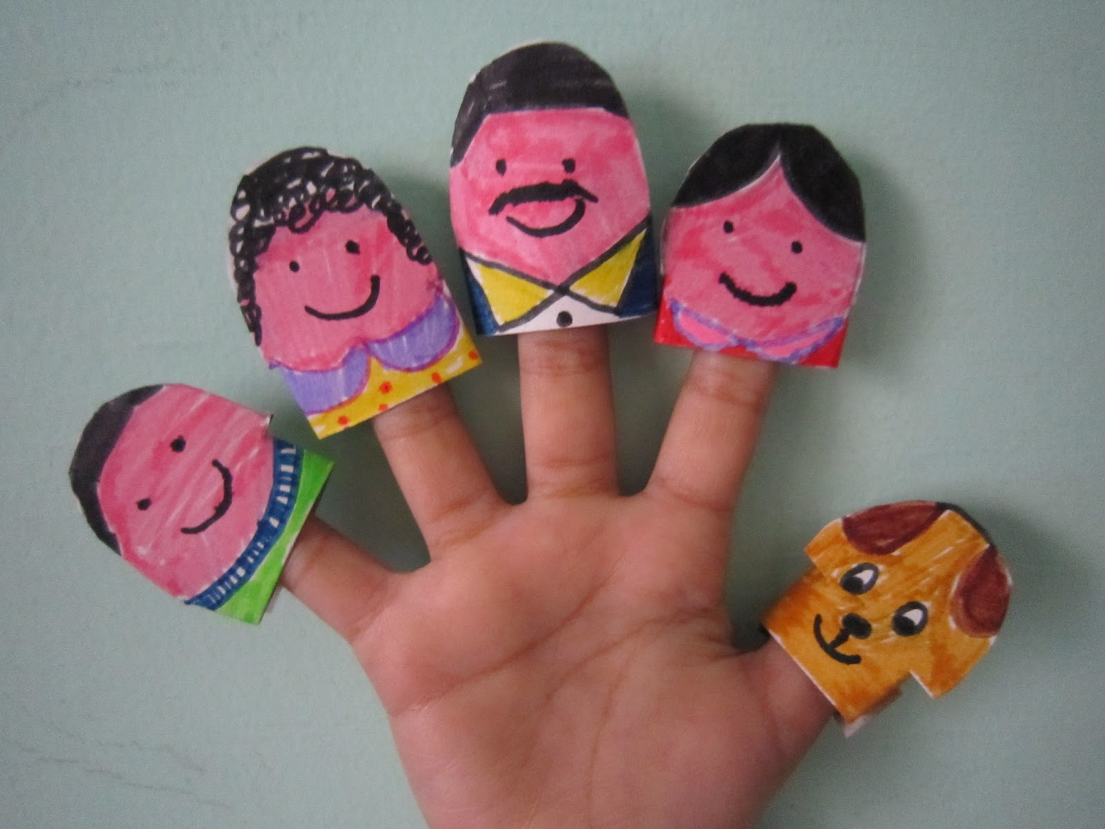 paper finger puppets Find and save ideas about finger puppets on pinterest | see more ideas about felt finger puppets, felt puppets and hand puppets.