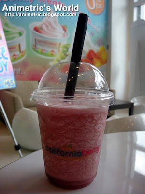 Double Berry Yogurt Fruit Blend at California Berry
