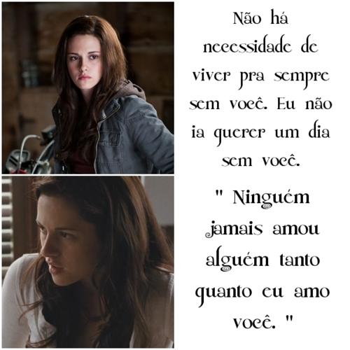 - SIMPLESMENTE CREPÚSCULO: A Saga Crepúsculo - Frases de Bella