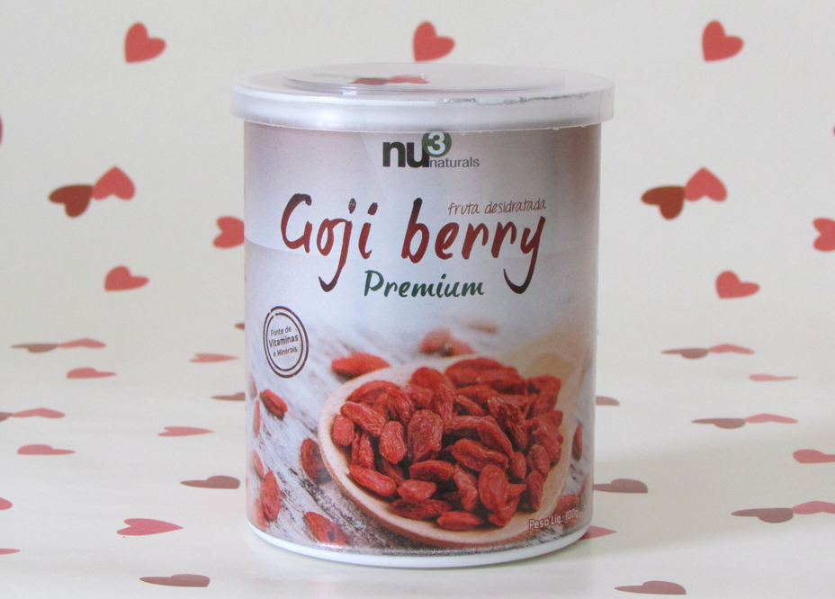 Goji Berry, benefícios, Nu3 Naturals