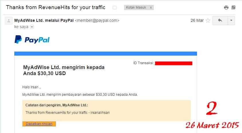 Alternatif Google Adsense Terbaik Dan Membayar Lebih