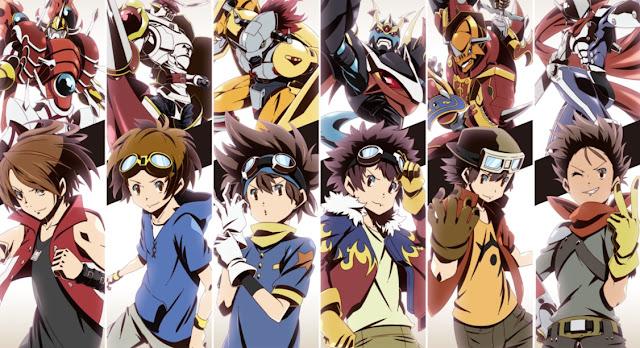 デジモンクロスウォーズ Digimon Xros Wars 最新アニメソング デジモンアドベンチャーの画像