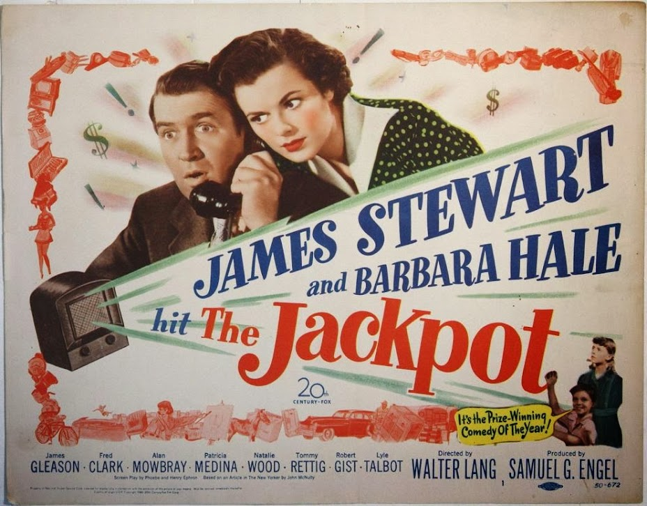 THE JACKPOT (1950) WEB SITE