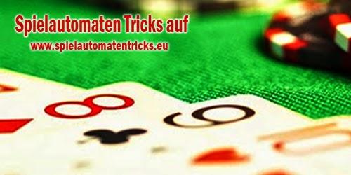 Spielautomaten Tricks auf