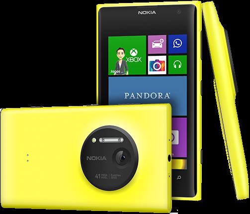 Nokia Lumia 1020 - 503x430