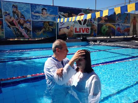Batismo na Águas- Brasília-DF- 14.07.13